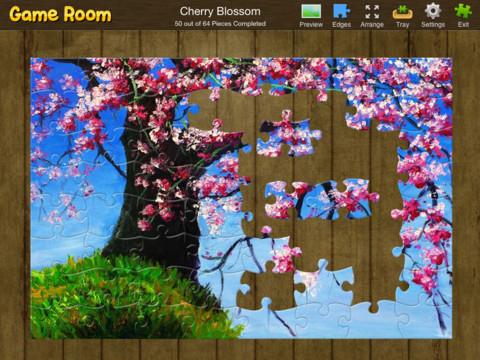 Jigsaw Box (aneb skládání puzzle)