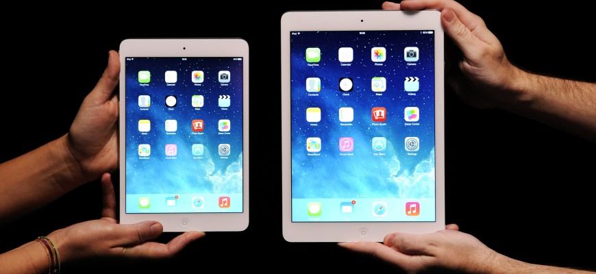 iPad vs. iPad mini