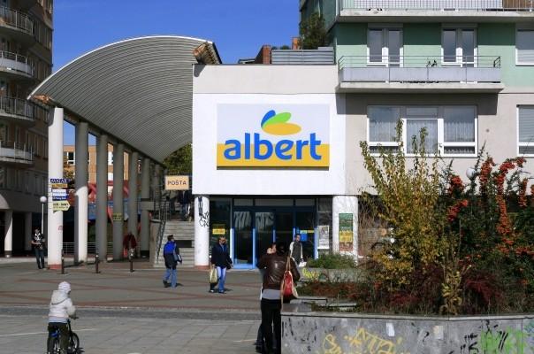 Supermarket Albert (jen ilustrační foto)