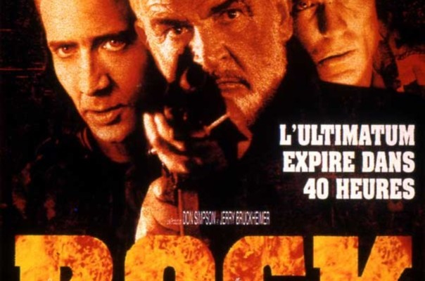 The Rock (Skála - Sean Connery, Nicolas Cage)