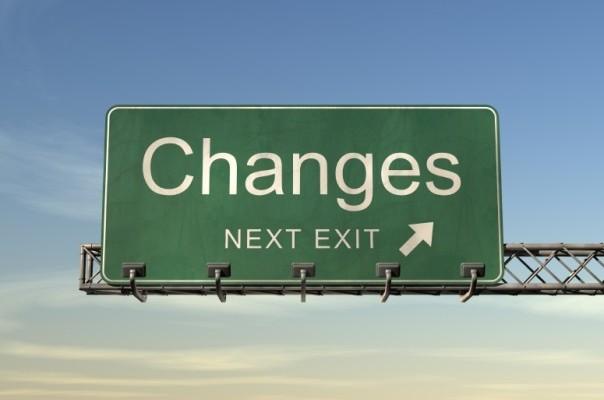Proč se neustále vše mění?