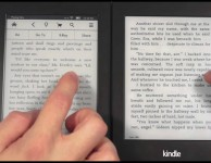 Čtečka Amazon Kindle paperwhite s dotekovým ovládáním