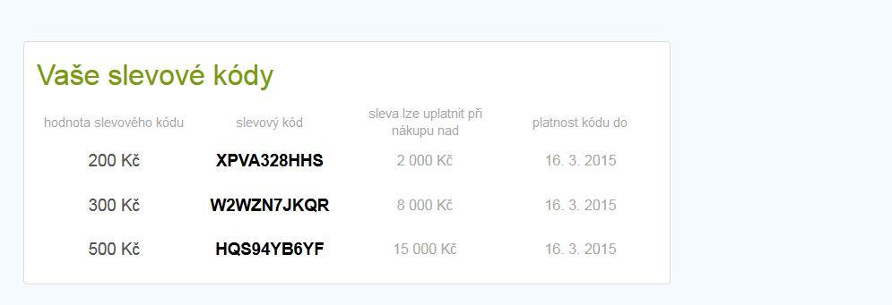 Slevové kódy na Alza.cz – až 1000 Kč (200 Kč, 300 Kč a 500 Kč)