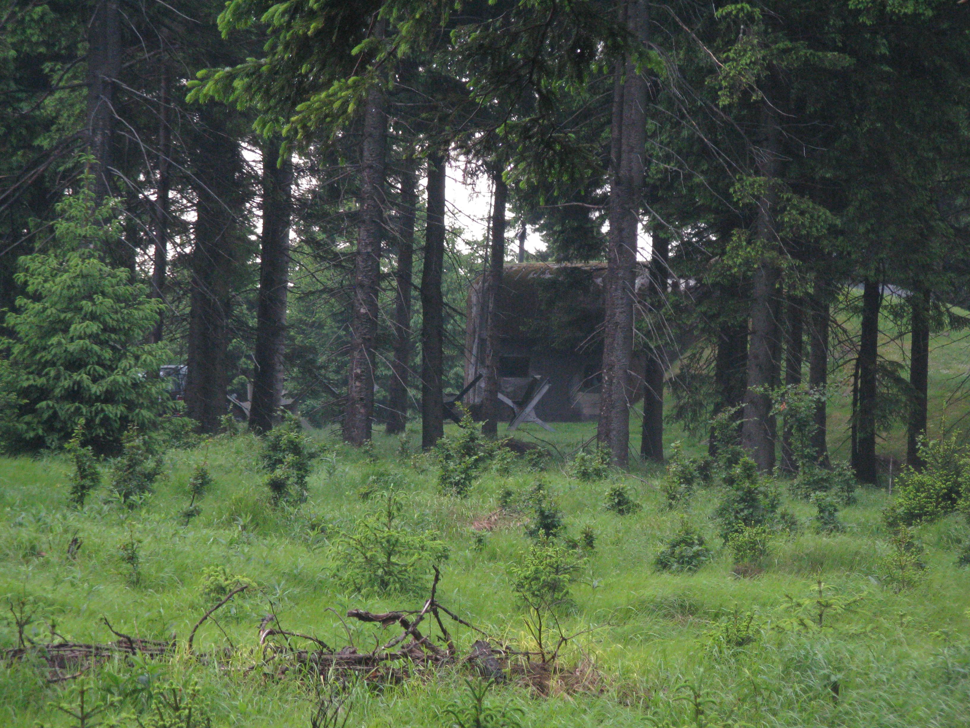 Foto 4: R-S 87 Průsek, pohled z boku
