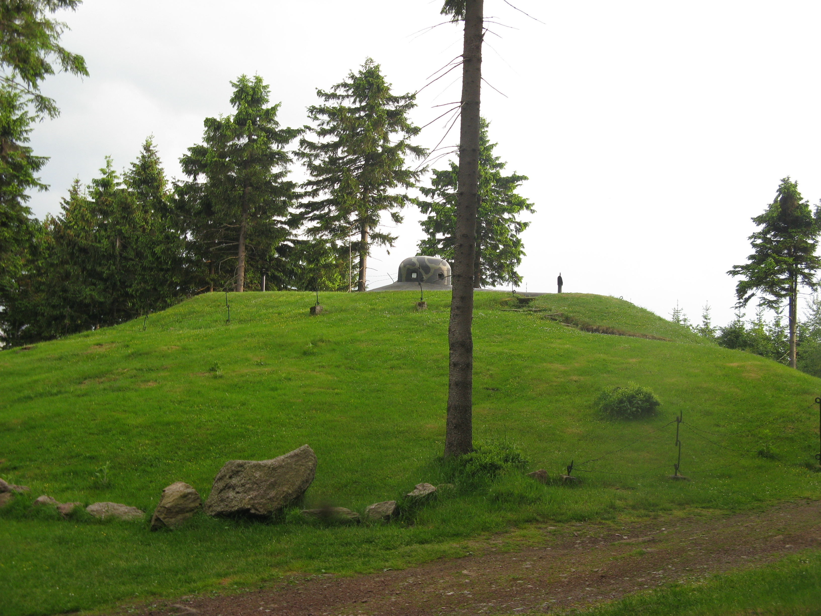 Foto 5: R-S 84 Průsek, už je po dešti a travička se zelená