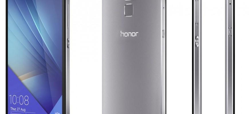 Zkušenosti & recenze – Huawei Honor 7 Mystery Grey