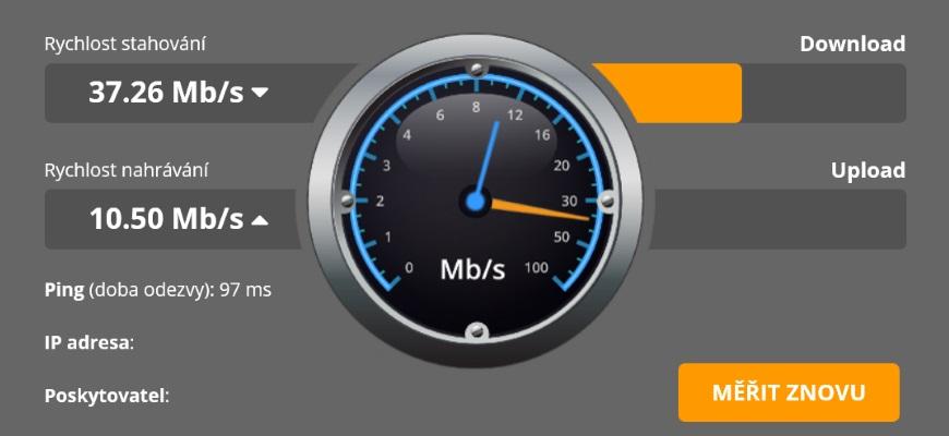 Na internetu najdete desítky webových stránek nabízejících měření rychlostí.