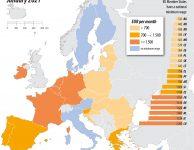 Minimální mzda 2021 – kolik berou v Německou, Polsku nebo na Slovensku?